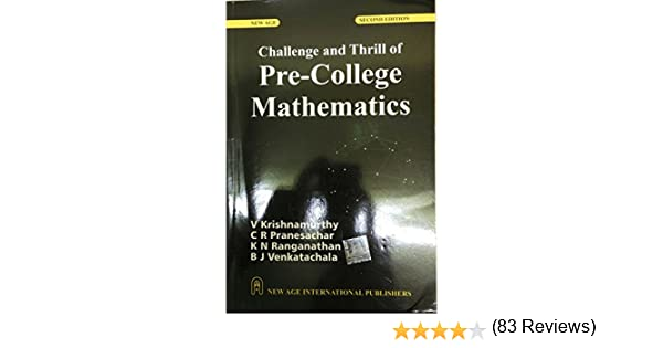 Buy challenge and thrill of pre college mathematics old edition buy challenge and thrill of pre college mathematics old edition book online at low prices in india challenge and thrill of pre college mathematics old fandeluxe Choice Image