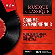 Brahms: Symphonie No. 3 (Mono Version)