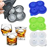 Fiesta Eisgitter-Form, 20 Löcher, rund, Hockey-Form, Küchenzubehör, weiches Material für Whisky, Heißverkauf: China, 4