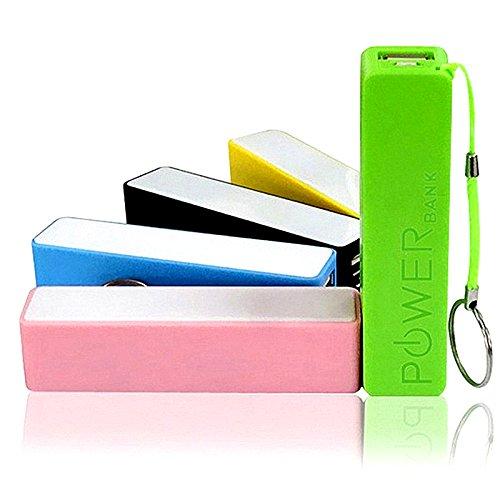 TOOGOO 2600MAH Banco de energia portatil 2600mAhCargador de bateria USB movil externo