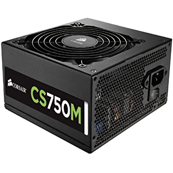 Corsair CP-9020078-NA CS Series CS750M 750 Watt Power Supply Unit