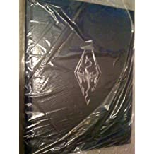 The Elder Scrolls V Skyrim Art Book from collectors edition