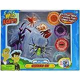 Title: Wild Kratts Creature Power 4 Pack - Crawlers Set