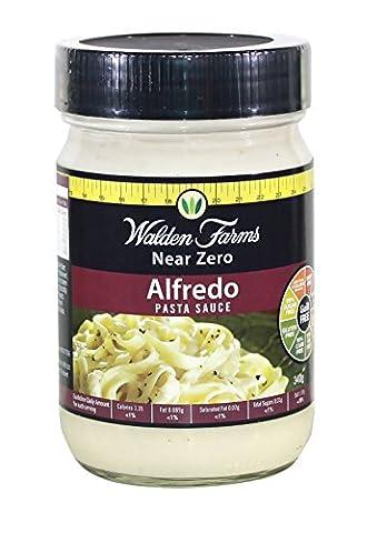 Walden Farms Calorie Free Pasta Sauce Alfredo 340