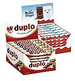 Duplo Fererro 40er (Inhalt: 40 x 1) und Kinder - Riegel 36 (Inhalt: 36 x 1)
