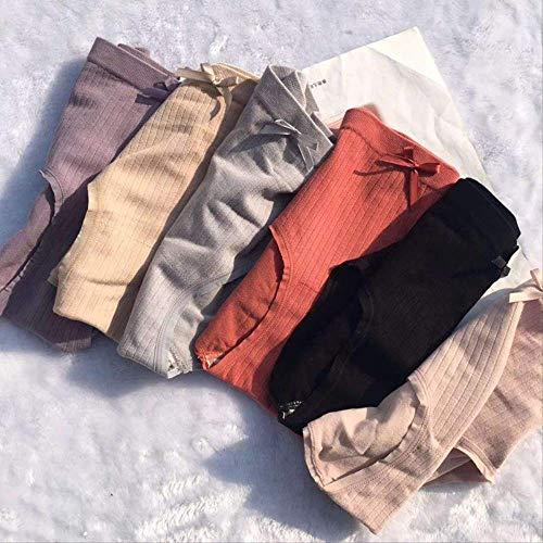 YSJL Damen Taillenslip 5 Farben kombinieren und kombinieren einheitsgröße - 8