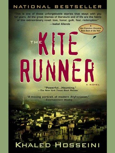 Buchseite und Rezensionen zu 'The Kite Runner' von Khaled Hosseini