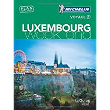 Guide Vert Week-End Luxembourg Michelin