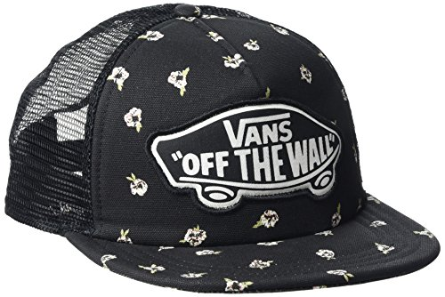 Vans_Apparel Damen Baseball Cap Beach Trucker Hat, Mehrfarbig (Fall Floral), One size (Floral Cap)