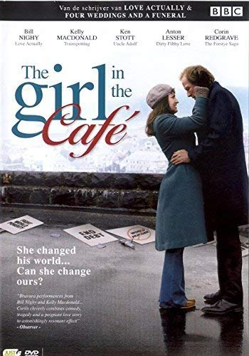 DVD The Girl in the Cafe - Region 2 - English Audio - BBC by Bill Nighy