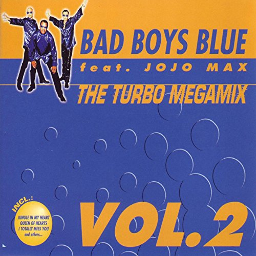 The Turbo Megamix Vol.2 (Extended Version) (Jungle In My Heart / Kiss You All Over / Im Your Believer / Queen Of Hearts / House Of Silence / L.O.V.E. In My ...