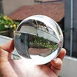 Litehaus K9 Glaskugel Fotografie Klar Kristallglas In Fotoqualität Größen (80mm)