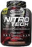 Muscletech Nitro-Tech (4Lbs, Chocolate) - Best Reviews Guide