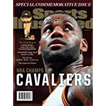 Sports Illustrated Cleveland Cavaliers 2016 NBA Champs Special Commemorative Issue