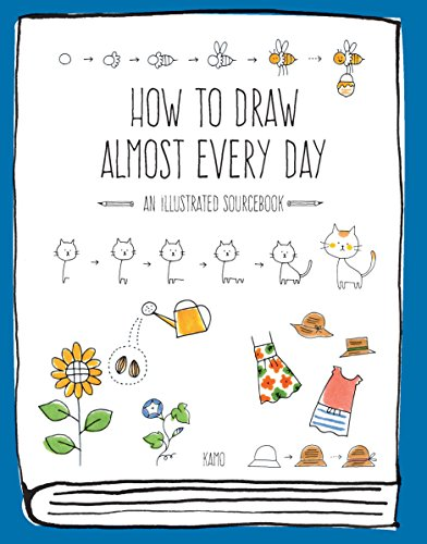How to Draw Almost Every Day Cover Image