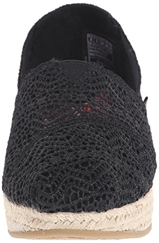 Skechers - Highlights, Scarpa Donna Black Woven