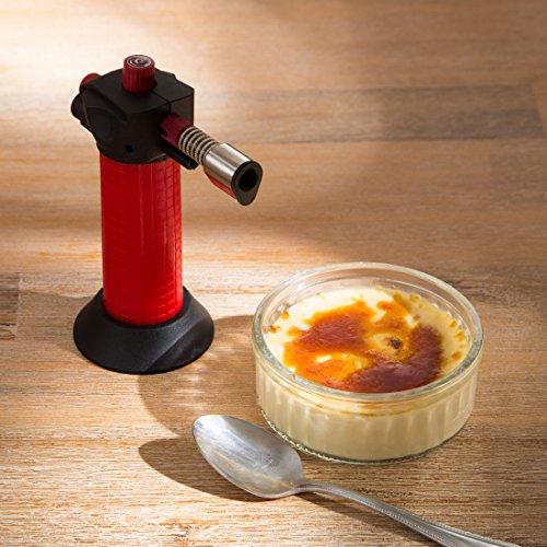 Caramellatore a gas da cucina ricaricabile bruciatore crema catalana barbecue