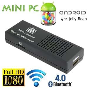 MK808-B Android 4.1.1 MINI PC SMART TV BOX DUAL CORE 1.6 GHz 8 GB 1GB DDR3 HDMI