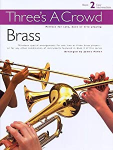Three's A Crowd Book 2 Brass