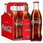 Coca-Cola Original Taste Glass Bottles, 4 x 250 ml