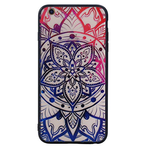 """For IPHONE 6 PLUS 5.5""""[COLORFUL PC DDUD]Shockproof Hard PC+ TPU Bumper Case Scratch-Resistant Cover -PCD01 PCD06"""