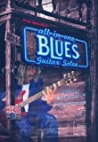 All-in-One - Blues Guitar Solos (+ CD) : pour guitare/Tablature