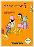 Mathefreunde - Nord - Neubearbeitung 2015: 3. Schuljahr - Schülerbuch mit Kartonbeilagen