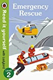 Emergency Rescue – Read it yourself with Ladybird (non-fiction) Level 2 (Read It Yourself With Ladybird, Level 2)