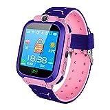 Bluetooth Smartwatch, BZLine DS39 Kinder Smart Watch Intelligente Armbanduhr Fitness Tracker Armband Sport Uhr für Kinder Frauen Männer