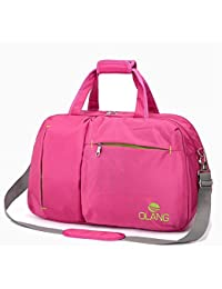 86a5f4bcdfdc9 Duffel Bag Herren Herren größer Portable große Kapazität Tasche leichte  wasserdichte Reisetasche Mode Sporttasche einfache Seesack kurze…