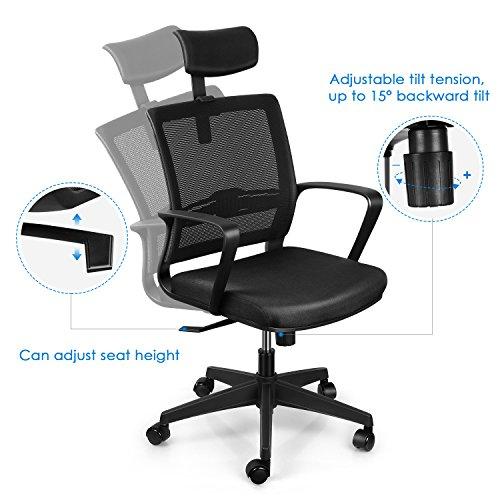 gtplayer gaming stuhl racing stuhl chefsessel kunstleder b rostuhl h henverst ebay. Black Bedroom Furniture Sets. Home Design Ideas