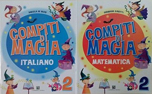 Compiti di Magia Italiano 2 + Compiti di Magia Matematica 2