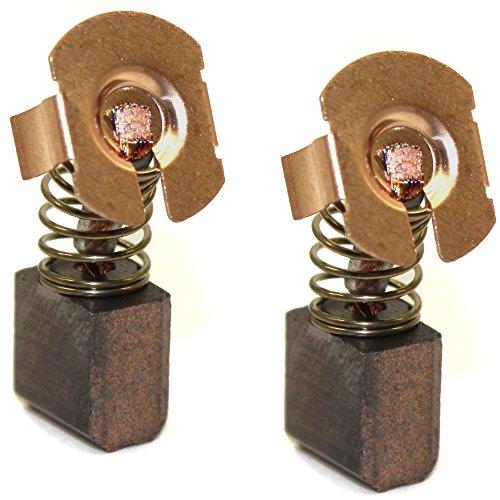 Preisvergleich Produktbild Kohlebürsten für Makita ersetzt CB-441 195022-4 Bohrhammer BHR202 BHR202Z BHR241 SDS PLUS 18V LXT