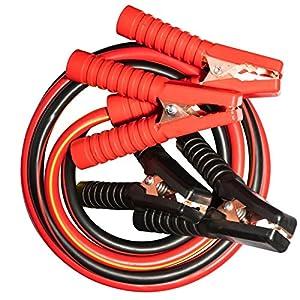 Towinle Cables de Arranque de Emergencia para Coche, portátil, para Arranque de batería de Emergencia 1500A 3mx2