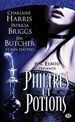 Anthologie Bit-lit : Philtres et potions