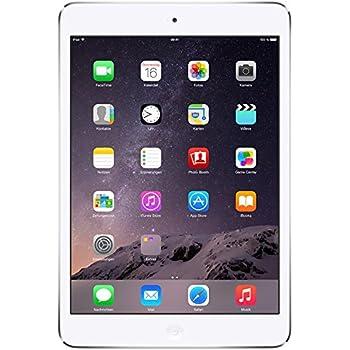 Apple iPad mini 2 20,1 cm (7,9 Zoll) Tablet-PC (WiFi, 16GB Speicher) weiß