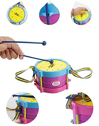 creation-drum-set-pour-les-enfants-5pcs-drum-beat-battements-de-la-main-educatifs-kids-toy-instrumen