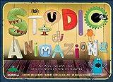 Studio di animazione. Libro pop-up