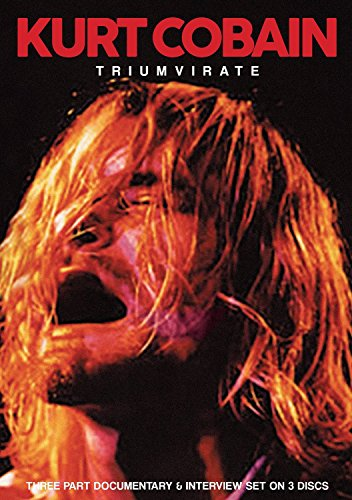 Kurt Cobain - Triumvirate (2 Dvd+Cd)