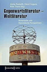 Gegenwartsliteratur - Weltliteratur: Historische und theoretische Perspektiven (Lettre)