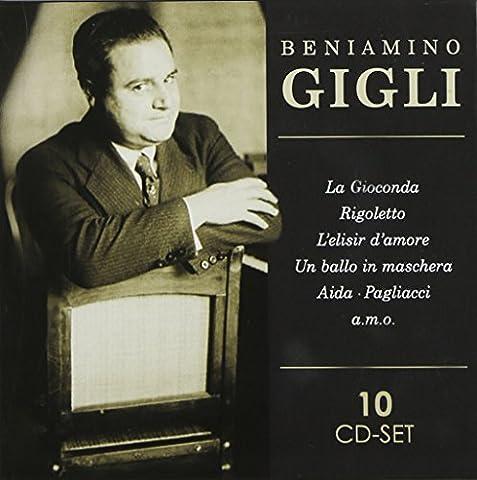 Beniamino Gigli [Import USA]