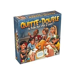 Asmodee - Qod01fr - Jeu De Plateau - Quitte Ou Double