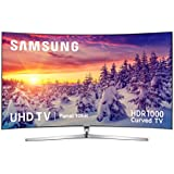 "TV LED Curvo 55"" Samsung UE55MU9005 UHD 4K, HDR, Smart TV Wi-Fi"