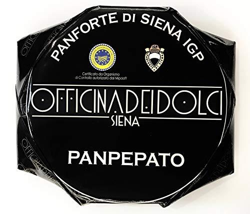 PANFORTE DI SIENA IGP- PANPEPATO CONFEZIONE DA 500 GR