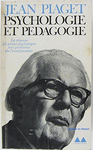 Psycholgie et pédagogie