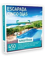 SMARTBOX - Caja Regalo - ESCAPADA CINCO DÍAS - 450 encantadores hoteles, masías, casas rurales, cortijos, haciendas...