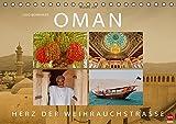 OMAN – Herz der Weihrauchstraße (Tischkalender 2015 DIN A5 quer): Faszinierende Reise zur Legende am Golf (Tischkalender, 14 Seiten) (CALVENDO Orte)