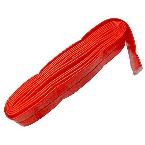 Stabilo-Sanitaer PE Isolierschlauch DN50 2 Zoll rot Rohr Dämmung Schlauch Isolierung 50mm Rohrisolierung Schutzschlauch Rohrdämmung