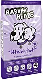 Barking Heads Dog Food Little Big Foot Chicken/Salmon and Trout, 12kg