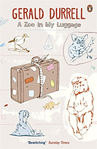 A Zoo in My Luggage por Gerald Durrell